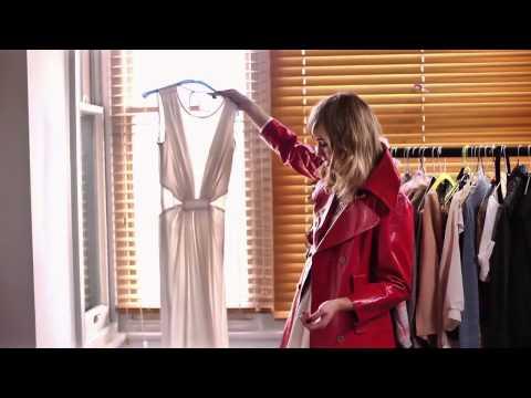 Suki Waterhouse introduction for Vogue Italia