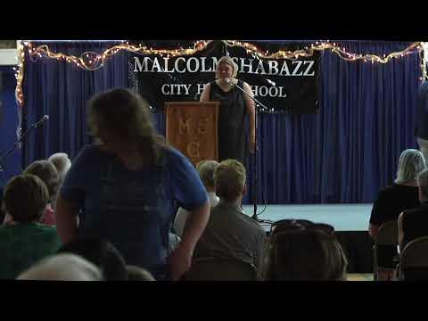 2018 Shabazz City High School Graduation