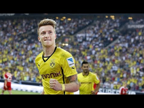 Marco Reus: A four-year journey from agony to football superstar - Oh My Goal