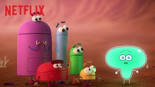 Wash Your Hands & Why Do We Get Sick ✋🤚 Ask the StoryBots | Netflix Jr