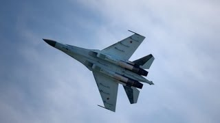 Video: Unique Sukhoi Su-35