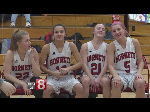Branford seniors lead way as Hornets cruise past Sacred Heart