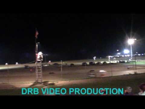 Marion Center Speedway 8/12/17 Mirco Sprint Feature