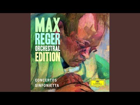 Reger: Piano Concerto In F Minor, Op.114 - 3. Allegretto con spirito Mp3
