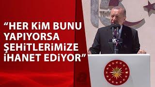 Gazi Mecliste 15 Temmuz şehitleri anılıyor Başkan Recep Tayyip Erdoğandan önemli açıklamalar.