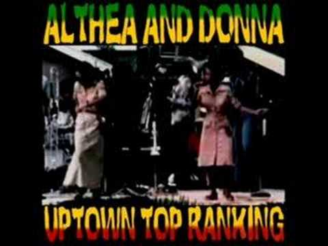 Althea & Donna - The west