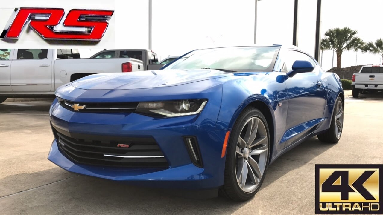 2017 chevrolet camaro rs 3 6l v6 review youtube. Black Bedroom Furniture Sets. Home Design Ideas