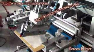 China Plane Screen Printer,china Flat Bed Screen Printer,china Flat Plane Screen Printer