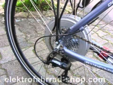 elektroantrieb nachr sten am fahrrad vom experten youtube. Black Bedroom Furniture Sets. Home Design Ideas