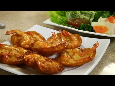 Uyen Thy's Cooking Express - Banh Tom Ho Tay
