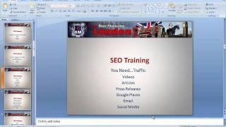 Seo Training Classes London - Weekly Seo Training