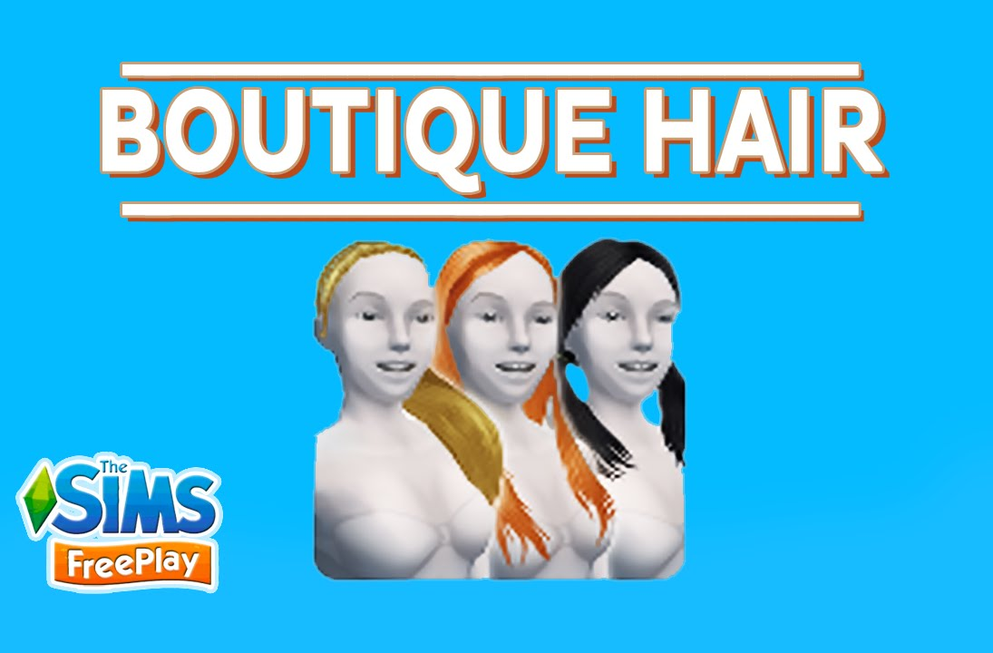 The sims freeplay long hairstyle - The Sims Freeplay Long Hairstyle 50