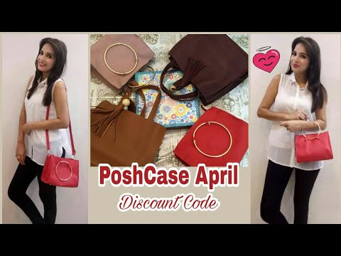 *GIVEAWAY OPEN* - The Posh Case April 2018 - Discount Code - Unboxing & Review - - 동영상