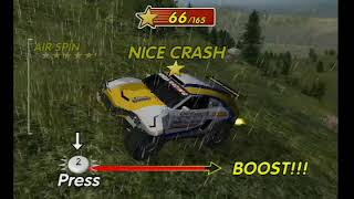 Excite Truck - Gold - Canada / S-rank (Nintendo Wii)