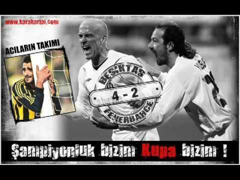 Beşiktaş 2009 Çarşı Marşı - Sarı Renge Karşı...