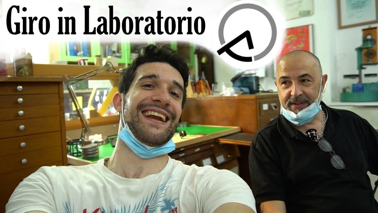 VLOG - Un Giro nel Laboratorio di Amico Orologiaio