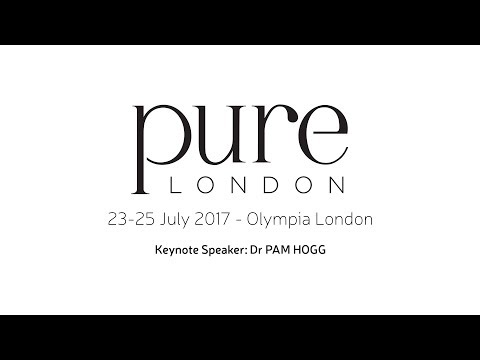 Pam Hogg to speak at Pure London 2019