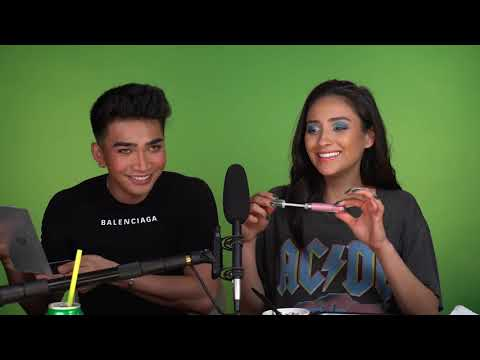 Shay Mitchell & Bretman Rock being goofy 27 seconds straight thumbnail