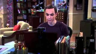 Funny Joke on The Big Bang Theory