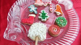 Recipe - Christmas Cookies