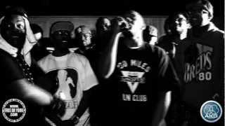 Rap Battle: E Ness (URL / Grind Time / MTV) Vs Syah Boy (URL / Grind Time / BET)