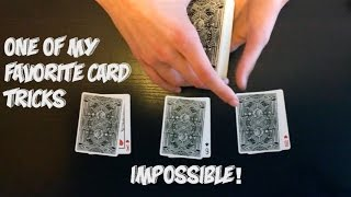 My Lucky Number: Incredible Card Trick Performance And Tutorial!
