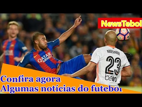 Juventus com interesse em Rafinha do Barcelona e mais notícias do futebol
