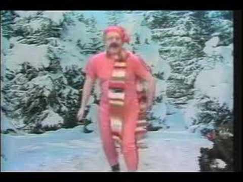 Walkin' in My Winter Underwear
