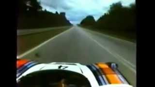 Porsche 917 at Le Mans