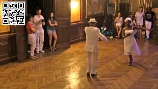 Carlos Rafael Gonzalez & Marie Line - Son cubano - Ligoure - Juillet 2015