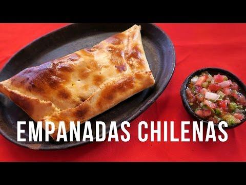 Empanadas Chilenas: Eating Empanadas in San Pedro de Atacama, Chile