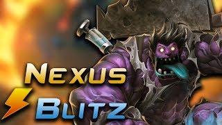 Unsterblich! | Mundo Nexus Blitz Gameplay