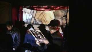 LLUVIA ACIDA: Policía del Karma en vivo (Santiago, 2012)