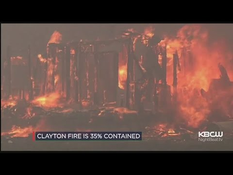 Wildfires Ravage California, Arsonist And Looters Arrested
