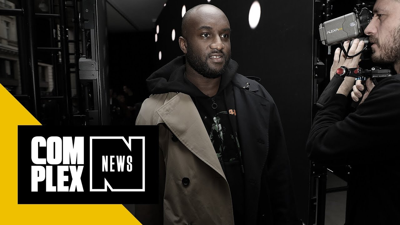Virgil Abloh Is the New Louis Vuitton Menswear Designer