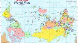 La mentira del mapa del mundo