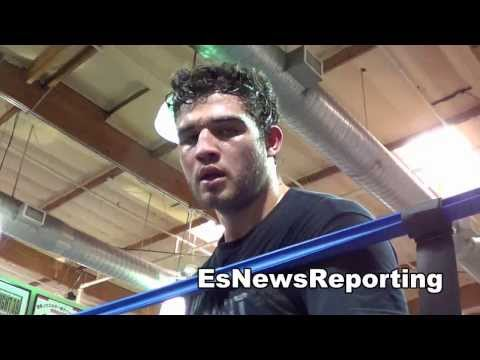 sergio orosco and jesse reid hope to make in to brazil 2016 EsNews Boxing