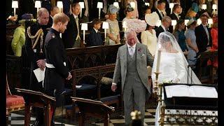 Свадьба принца Гарри и Меган Маркл. Самая нетрадиционная церемония в королевской семье