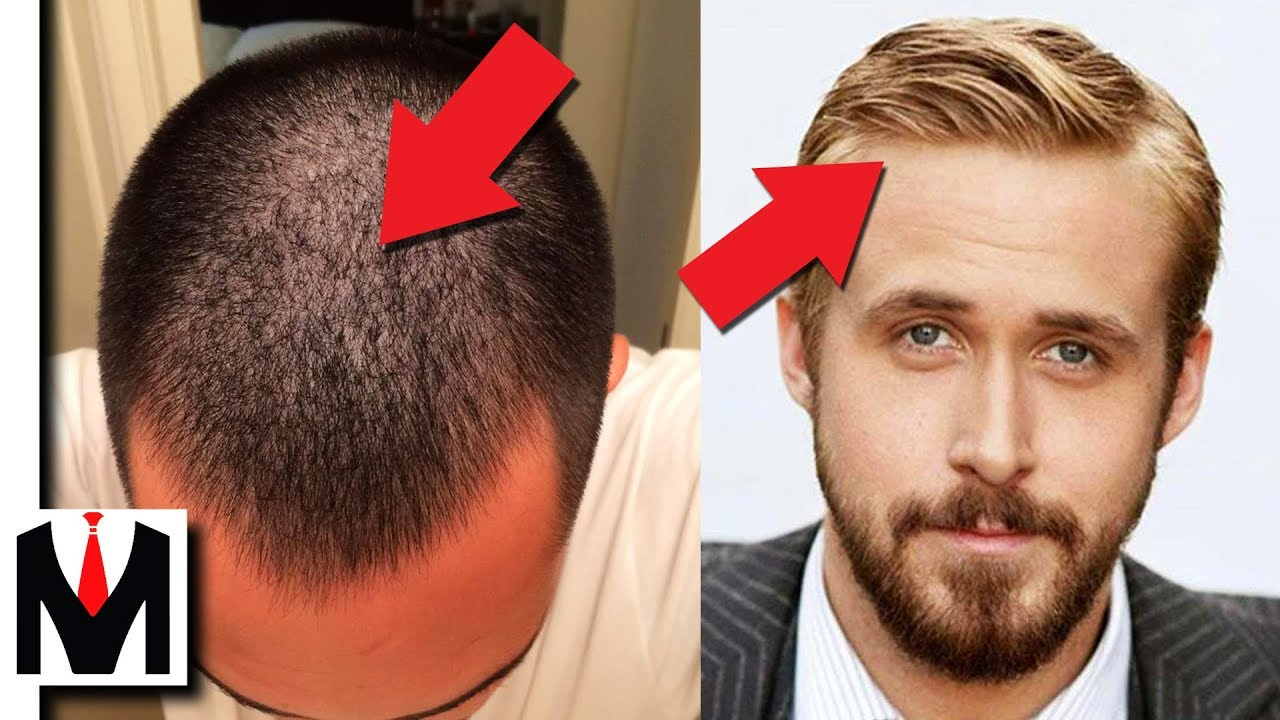 fine hair vs thin hair | same or different? men's hair types guide
