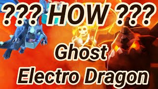 How to | Ghost Electro Dragon | Lava Loon | Electrone | Lavaloon | TH 12 | COC Clash of Clans