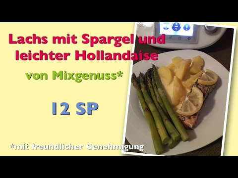 thermomix spargel mit hollandaise