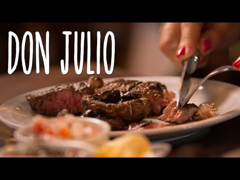 Don Julio: A Meat Lover's Paradise in the Heart of Buenos Aires—Eat. Stay. Love