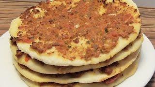 Lahmacun Lahmajun Türkische Pizza