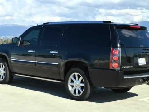 2008 gmc yukon denali xl navigation back up camera 6 cd changer tv dvd rear heated seats. Black Bedroom Furniture Sets. Home Design Ideas