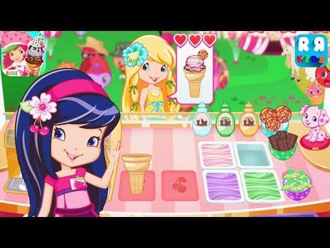 Strawberry Shortcake Ice Cream - Lemon Meringue Surprise Her Best Friends Cherry Jam