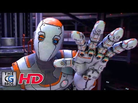"CGI 3D Animated Short: ""Powerless 2018"" - by Far Kill"