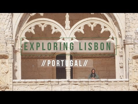 EXPLORING LISBON, PORTUGAL | Travel Vlog