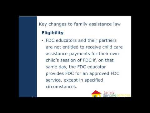 FDC Services Education and Support Project - 'Child Swapping webinar'