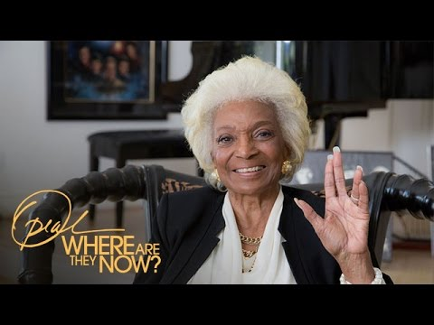 How MLK Stopped Nichelle Nichols from Quitting Star Trek | Where Are They Now | OWN