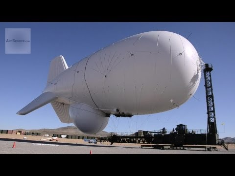 JLENS Airborne Radar Prepares For Missile Defense Testing